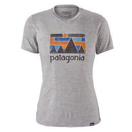Patagonia Women's Capilene Daily Graphic Short Sleeve T Shirt