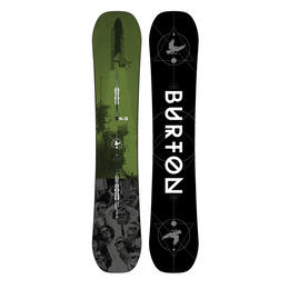 Burton Men's Process Flying V Wide Snowboard '18