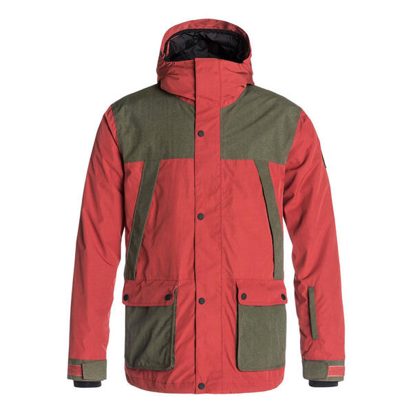 Quiksilver Men's Fact 10k Snow Jacket