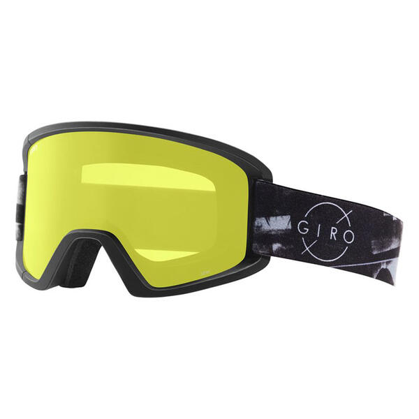 Giro Semi Snow Goggles With Yellow Loden Le