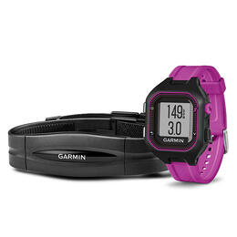 Garmin Forerunner 25 GPS Bundle Running Watch