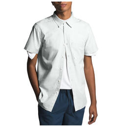 The North Face Men's Baytrail Jacquard Short Sleeve Shirt