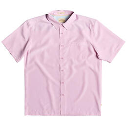 Quiksilver Men's Centinela 4 Short Sleeve Shirt