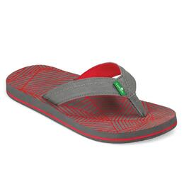 Sanuk Toddler Boys Doodle Dude Casual Sandals
