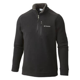 Columbia Men's Terpin Point Ii Half Zip Fle