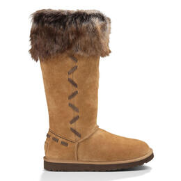 UGG® Women's Rosana Extra Tall Suede Boots
