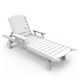 Seaside Casual Kingston Chaise Folding Arm Kit Lounge Chair