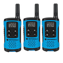 Motorola Talkabout T100 Two-Way Radio 3 Pack