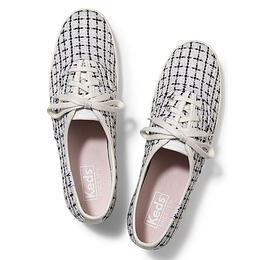 Keds Women's Metallic Boucle Casual Shoes