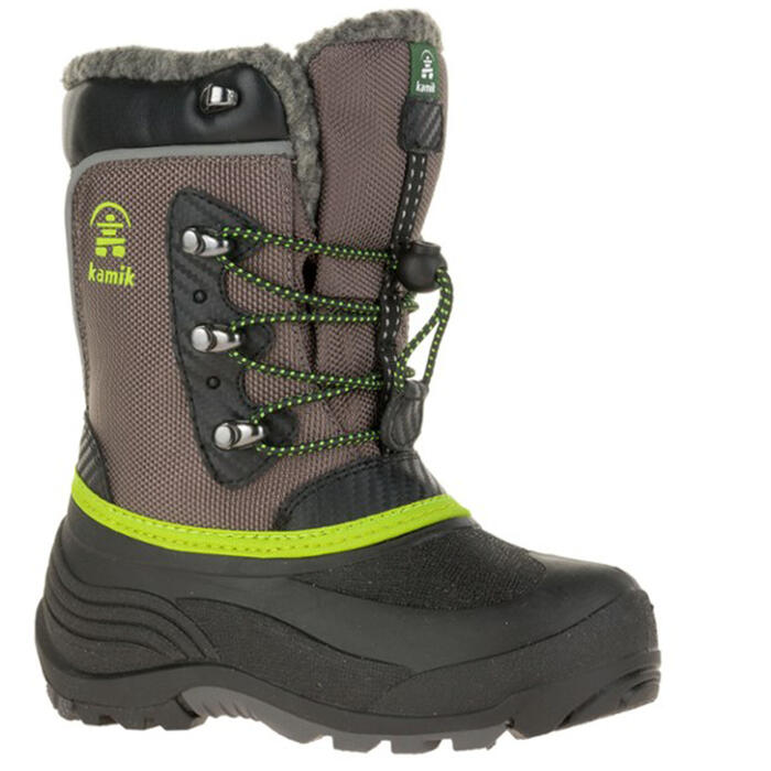 Kamik Kids' Luke Youth Winter Boots