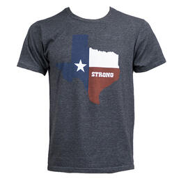 Men's Texas Strong State T Shirt