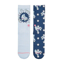 Stance Girl's Crew Roll On Girls Socks