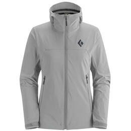 Black Diamond Women's Dawn Patrol Softshell Jacket