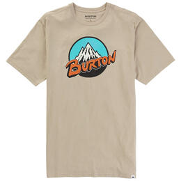 Burton Men's Retro Mountain T Shirt