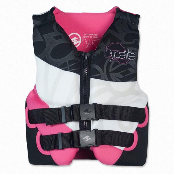 Hyperlite Girlz Youth Indy USCGA Wakeboard Vest
