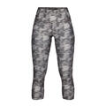 Under Armour Women's HeatGear Armour Print Capri Leggings alt image view 1