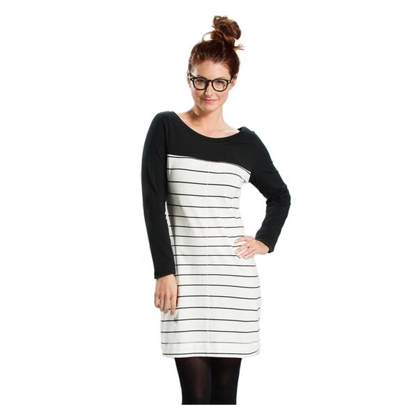 Lole Women's Lorella Long Sleeve Reversible Dress