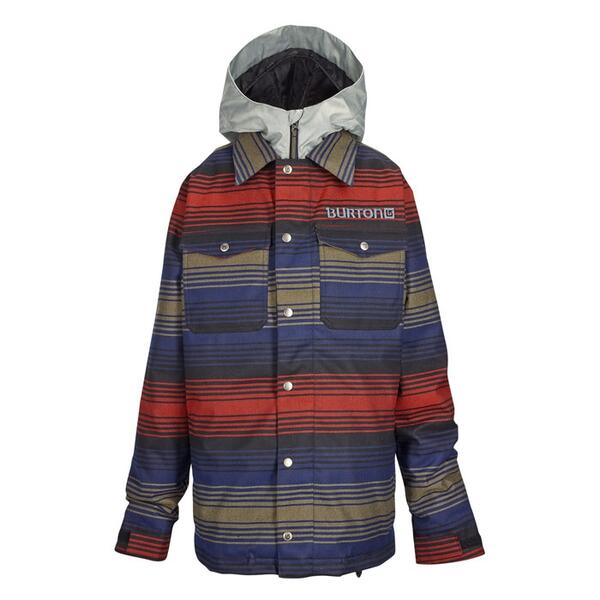 Burton Boy's Uproar Insulated Snowboard Jacket