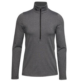 Under Armour Women's ColdGear® Authentic Half Zip Base Layer Top
