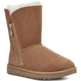 UGG Women's Bailey Zip Short Winter Boots