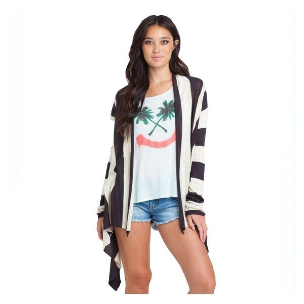 Billabong Jr. Girl's Seaside Dream Cardigan