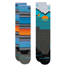 Stance Men's Mountain Socks 2-Pack
