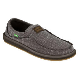 Sanuk Men's Chiba Linen Casual Shoes