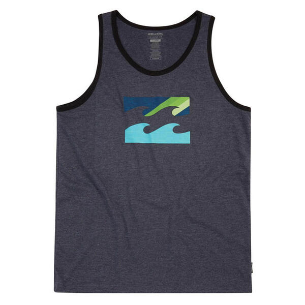 Billabong Men's Team Wave Tribong Tank Top