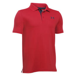 Under Armour Boy's Match Play Golf Shirt
