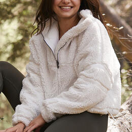 Free People Women's Nantucket Fleece Jacket