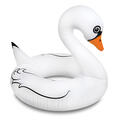 Big Mouth Giant White Swan Pool Float