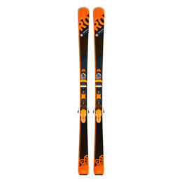 Rossignol Men's Experience 80 HD All Mountain Skis with Xpress Bindings '18