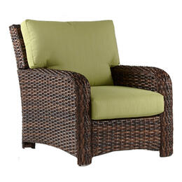 South Sea Rattan Saint Tropez Club Wicker Chair
