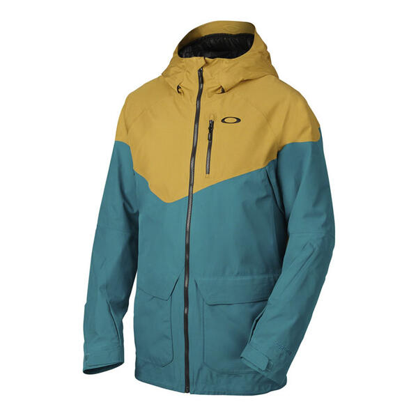 Oakley Men's Badlands Biozone Snow Jacket