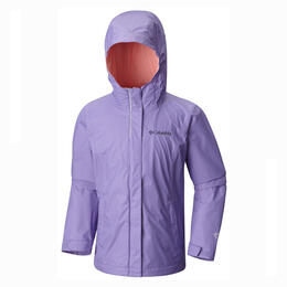 Columbia Girl's Arcadia Rain Jacket