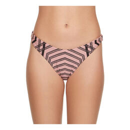 Gossip Girl Women's Direct Illusion Hipster Bikini Bottoms