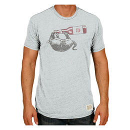 Original Retro Brand Men's Armadillo T Shirt
