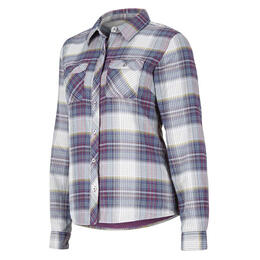 Marmot Women's Evelyn Long Sleeve Shirt
