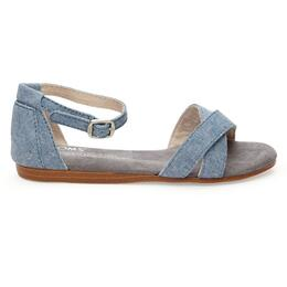 Toms Children's Correa Chambray Sandals