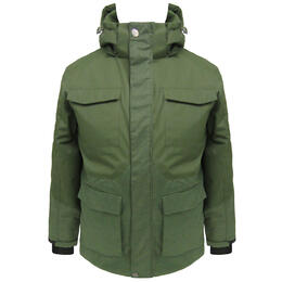 Marqt Men's Solid Ski Parka