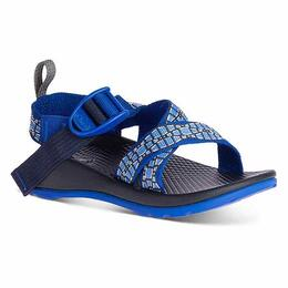 Chaco Kids Z/1 EcoTread Sandals Swell Eclipse