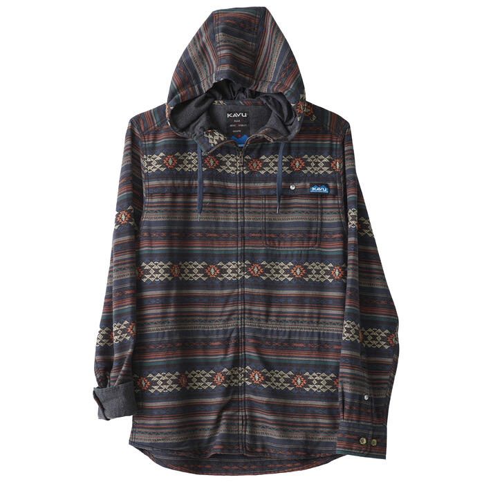 Kavu Men's Manta Full Zip Hoodie