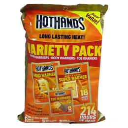 Heatmax Hothands Variety Pack