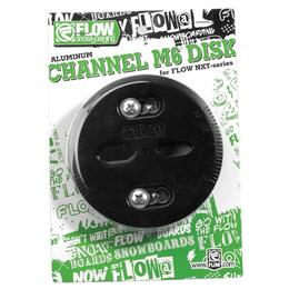 Flow Aluminum Channel Adapter Disc for NXT Bindings