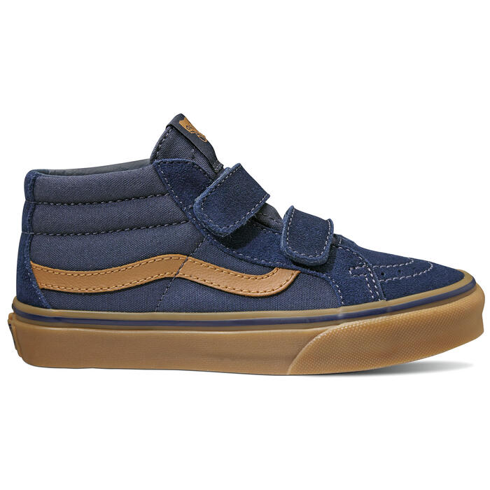 Vans Boy's Sk8 Mid Reissue V Casual Shoes