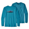 Patagonia Men's Fitz Roy Trout Long Sleeve