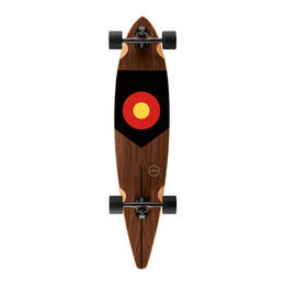 Goldcoast Goal! Series Germany Pintail Complete Longboard '15