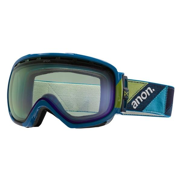 Anon Men's Insurgent Goggles with Blue Lagoon Lens