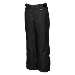 Karbon Boy's Stinger Snow Pants, Black