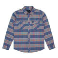 Brixton Men's Bowery Flannel Shirt